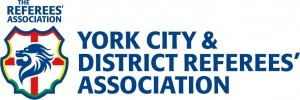 York Referees' Association Logo